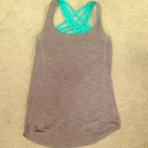 2 in 1 Lululemon Tank